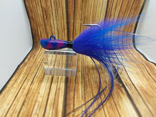 First Flight Blue & Purple Cobia Jig