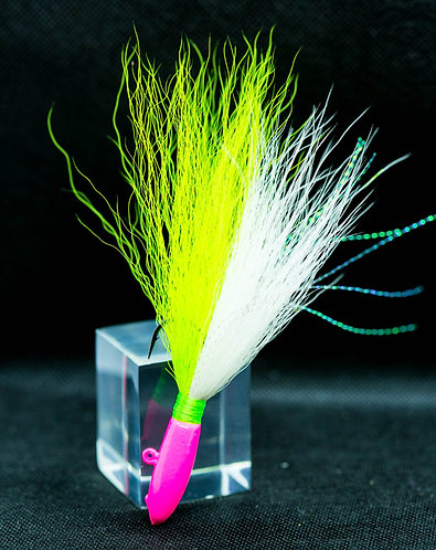 First Flight 2oz Spear Flounder Jig