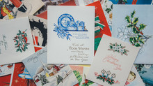 12/2 - Christmas cards for the troops