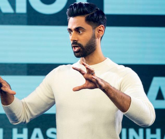 Hasan Minhaj might be the next great American storyteller