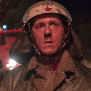 The wide-eyed terror of HBO's 'Chernobyl'