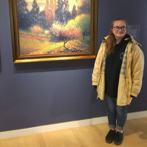 The Crocker Art Museum field trip 2019