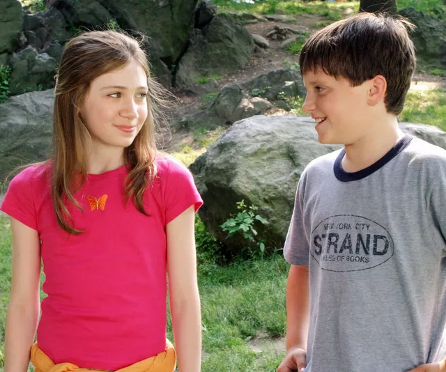 'Little Manhattan' celebrates the simple wonder of a first crush