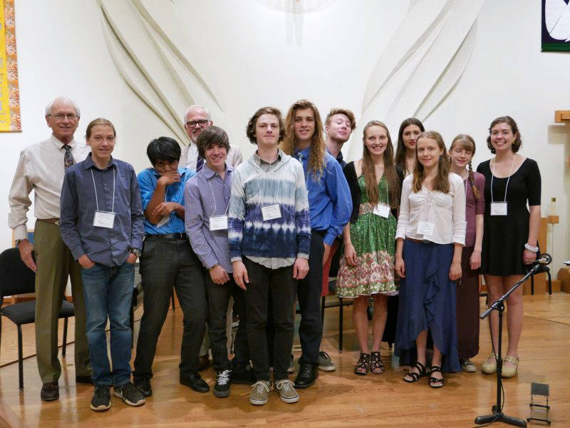Young Composers Program 2014-15