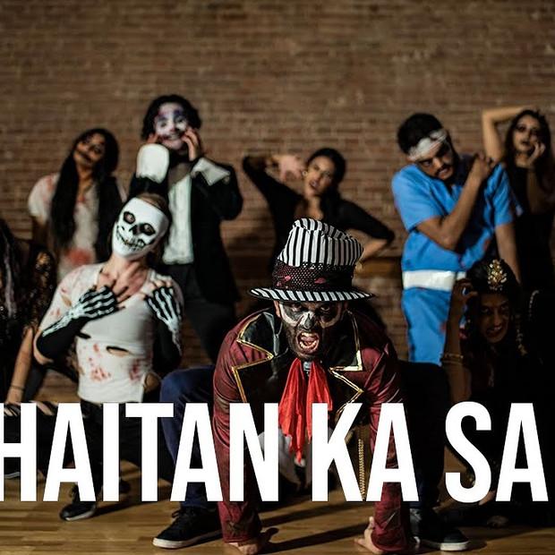 Shaitan Ka Saala