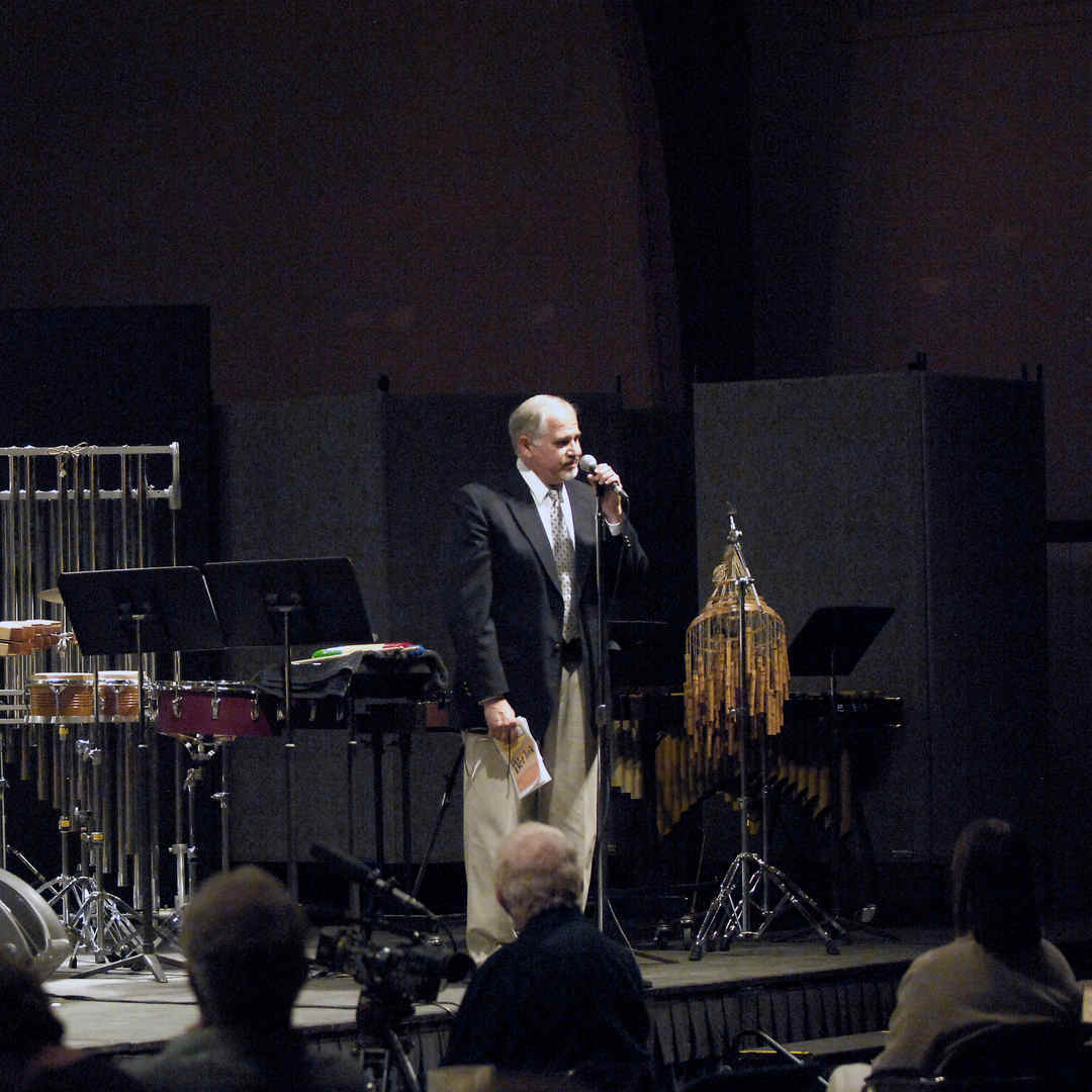 NC Composers Cooperative Wet Ink Concert w/percussion