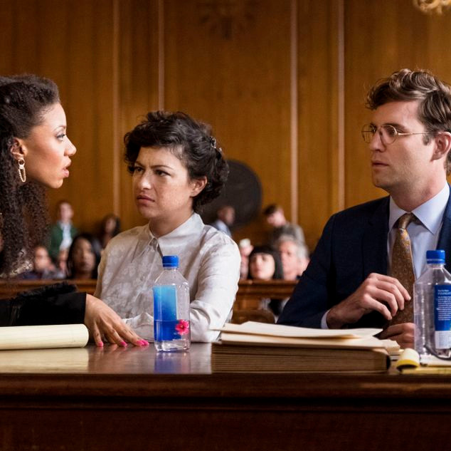 'Search Party' Season 3 is a tense and twisted courtroom drama