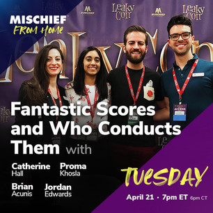 Fantastic Scores and Who Conducts Them