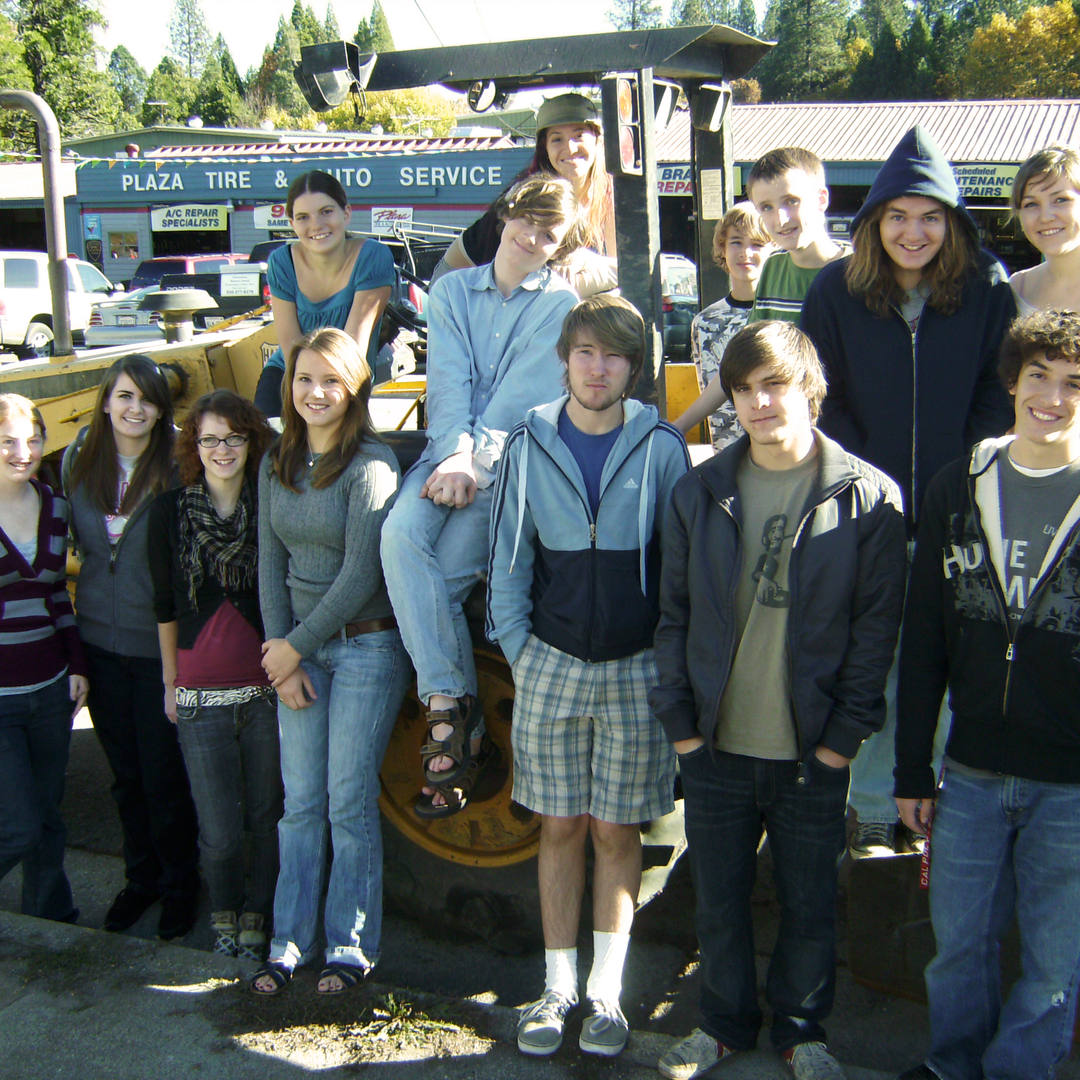 Young Composers class picture 2009-10