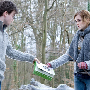 It's been 10 years since 'Deathly Hallows - Part 1,' the best Harry Potter movie ever