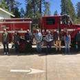 Composers Project w/Cal Fire