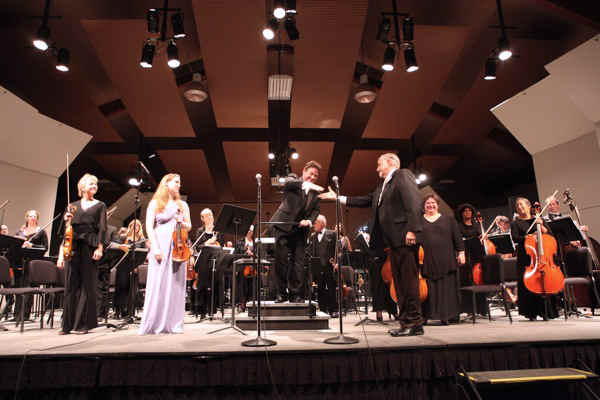 Vance: Violin Concerto Music in the Mountains Summer Festival 2010