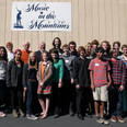 Young Composers Project class picture 2013-14
