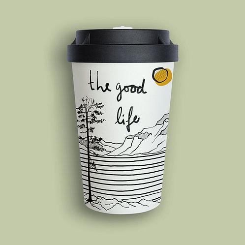 """Mountain Range"" Coffee-to-go Becher Nachhaltig"