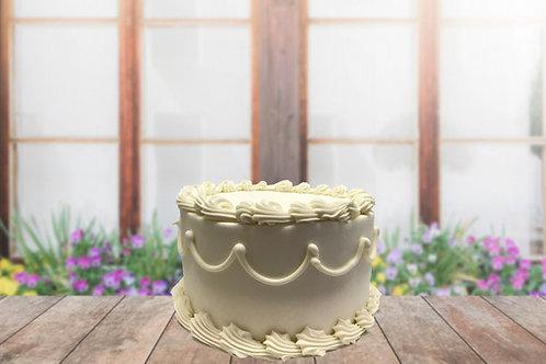"""Red Velvet 6"""" Round Cake"""