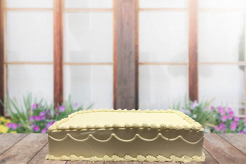 "12"" x 16"" Cake"