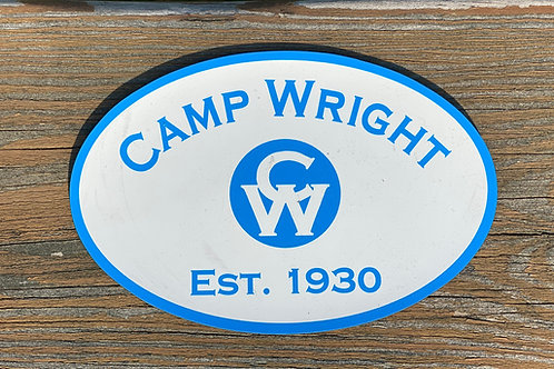 Camp Wright Magnet