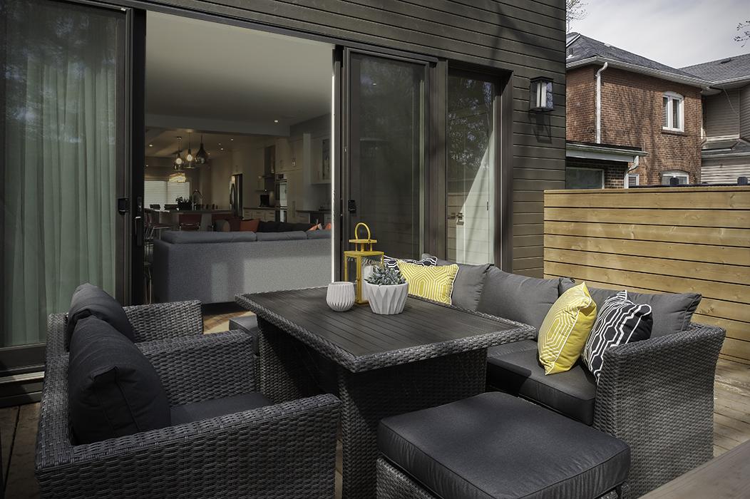 365 Beresford - Deck