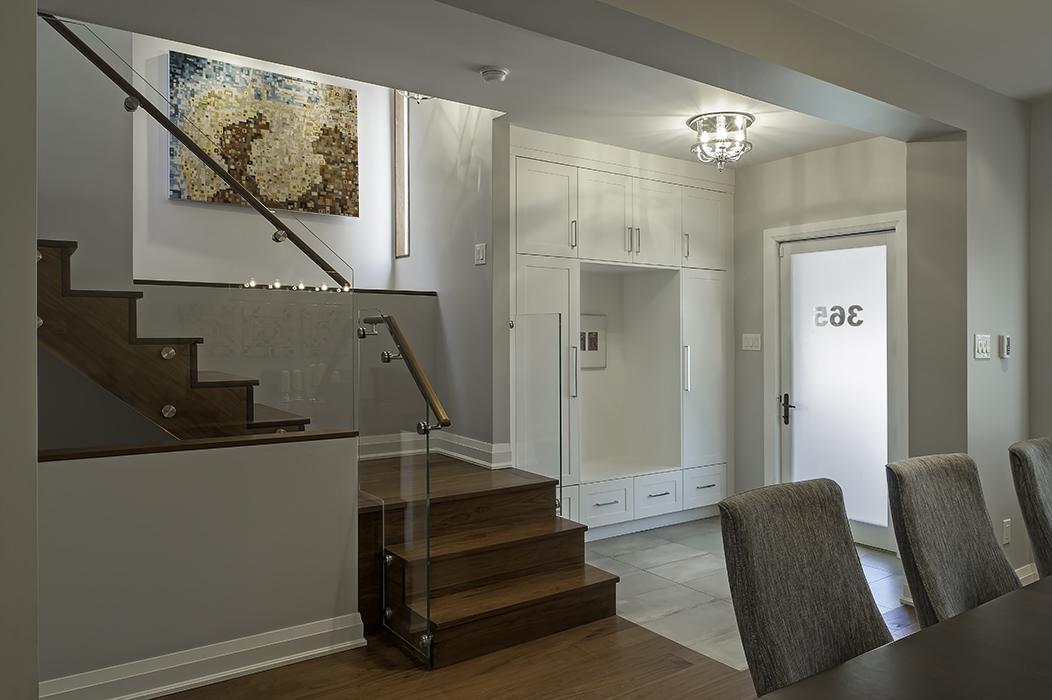365 Beresford - Stairs