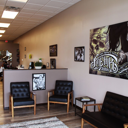 Fine Ink Studios Four Corners