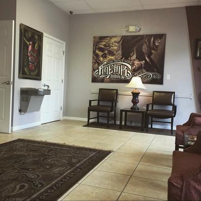 Fine Ink Studios Orlando