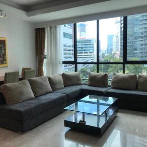 Setiabudi Residence, 2 Bedroom