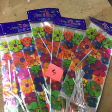 Floral Lollie Bags