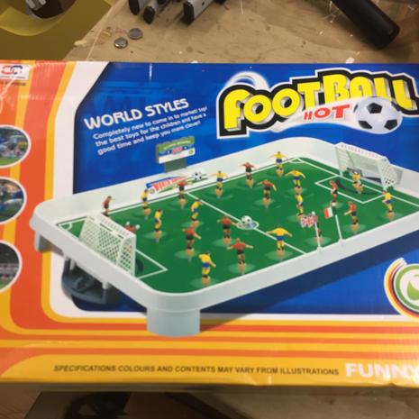 Table Top Football X2