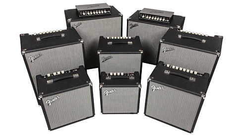 MUSICIANS 1ST CHOICE FENDER BASS AMPLIFIERS