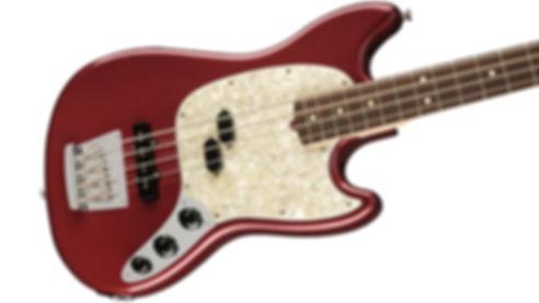 MUSICANS 1ST CHOICE FENDER MUSTANG BASSES