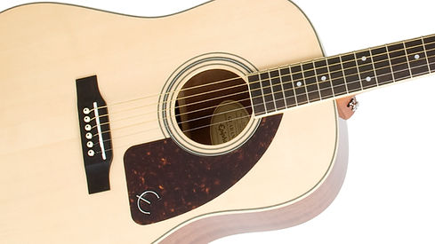 MUSICIANS 1ST CHOICE EPIPHONE ORIGINAL ACOUSTIC