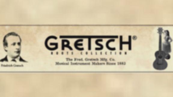 MUSICIANS 1ST CHOICE GRETSCH UKULELES