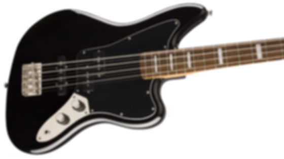 musicians 1st choice squier by fender jaguar basses