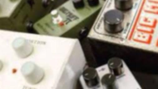 MUSICIANS 1ST CHOICE ELECTRO HARMONIX EFFECTS