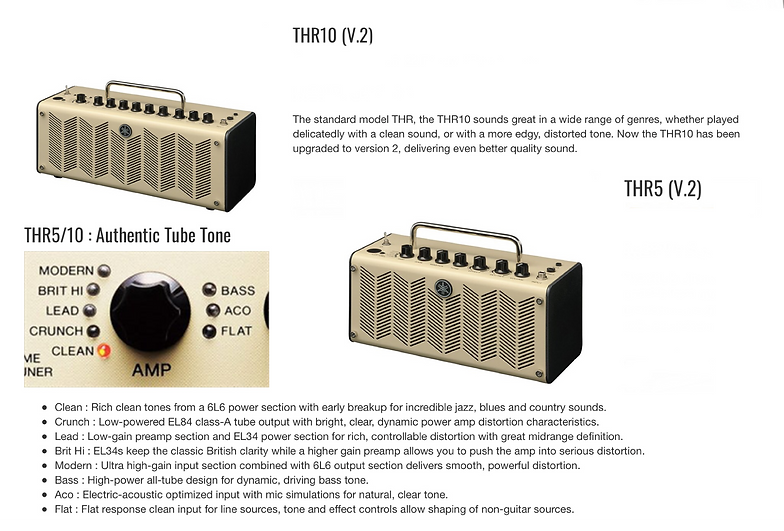 Yamaha Amplifiers | Guitar Store | United States | The