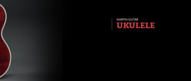 MUSICIANS 1ST CHOICE MARTIN UKULELES