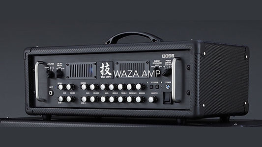 musicians 1st choice boss waza amplifiers