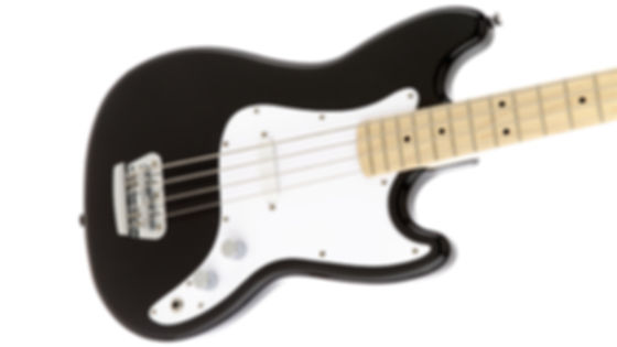 musicians 1st choice squier by fender bronco basses