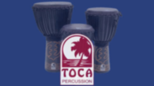 MUSICIANS 1ST CHOICE TOCA PERCUSSION