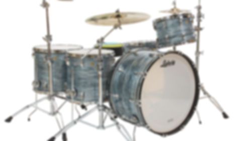 MUSICIANS 1ST CHOICE LUDWIG DRUM SETS