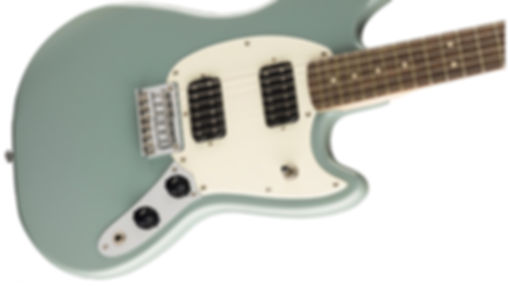 MUSICIANS 1ST CHOICE SQUIER BY FENDER MUSTANGS