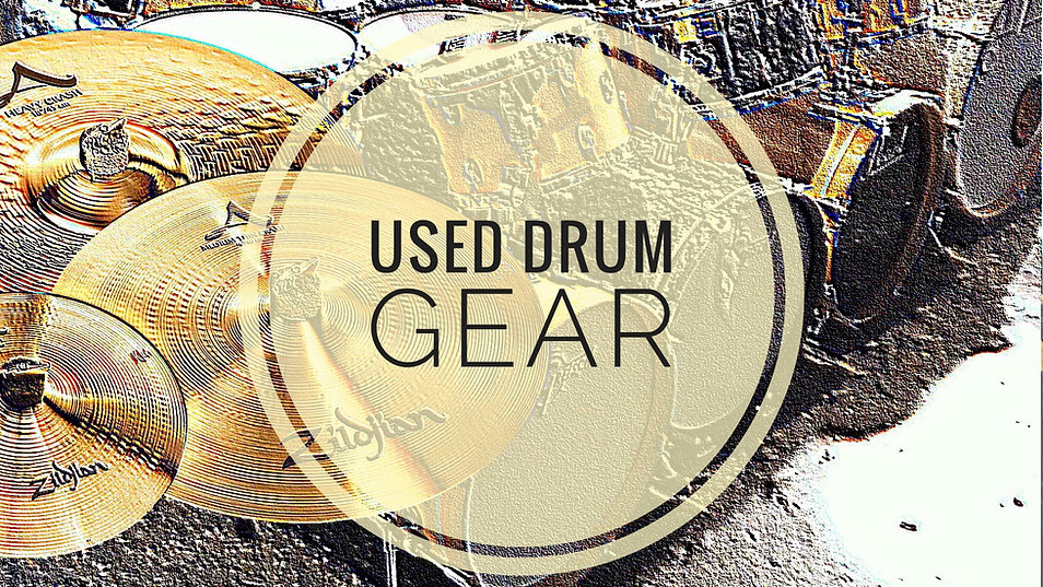 MUSICIANS 1ST CHOICE USED DRUM GEAR