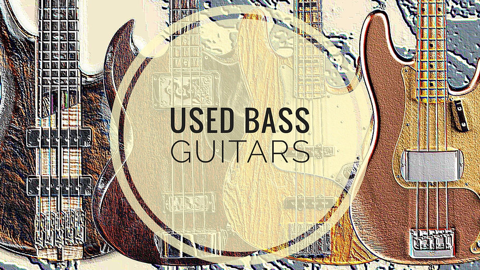 MUSICIANS 1ST CHOICE USED BASS GUITARS