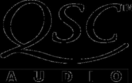 MUSICIANS 1ST CHOICE QSC PRO AUDIO