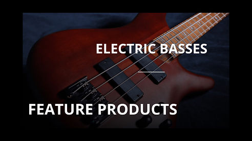 MUSICIANS 1ST CHOICE IBANEZ BASS GUITARS