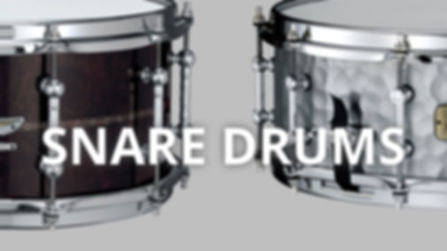MUSICIANS 1ST CHOICE TAMA SNARE DRUMS