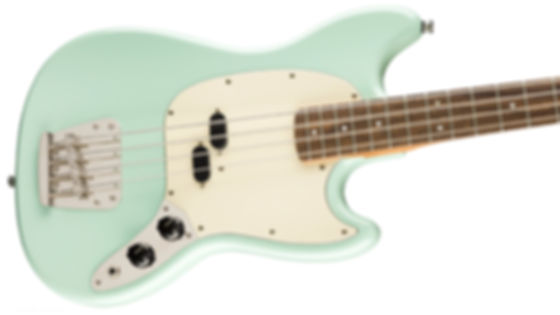 musicians 1st choice squier by fender mustang basses