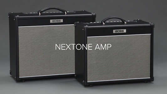 musicians 1st choice boss nextone amplifiers
