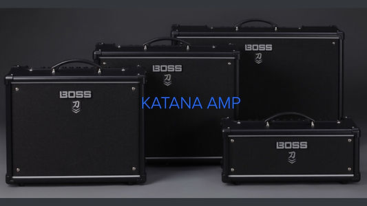 musicians 1st choice boss katana amplifiers