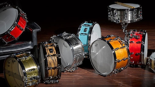 MUSICIANS 1ST CHOICE YAMAHA SNARE DRUMS